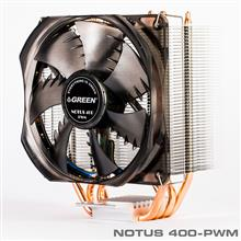 Green Notus 400 PWM Air CPU Cooler